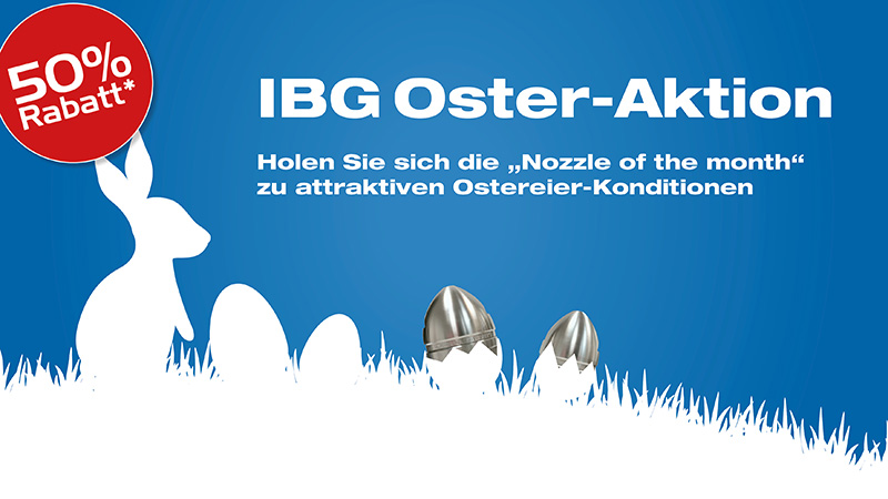 Header für die IBG Oster-Aktion im April 2020